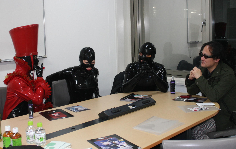 フェチ座談会1
